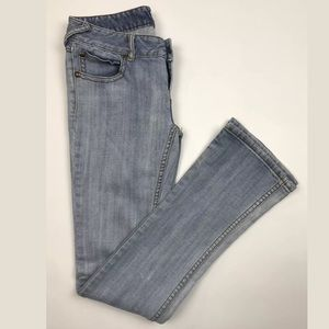 Free People Skinny Flare Bootcut Jeans